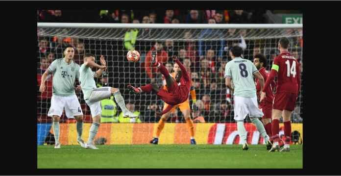 Liverpool Harusnya Sudah Kebobolan Dua Gol, Bayern Munchen Dua Juga