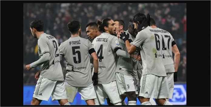 Lihat Serangan Cristiano Ronaldo Ubah Skor Sassuolo vs Juventus 0-1!