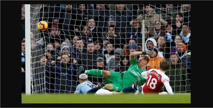 Sergio Aguero Cetak Gol Bawah 1 Menit Bagi Manchester City