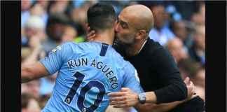Guardiola Kenapa Sih Suka Banget Cium Sergio Aguero? Ini Alasannya