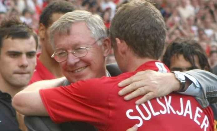 Sir Alex Ferguson dan Ole Gunnar Solskjaer, Manchester United