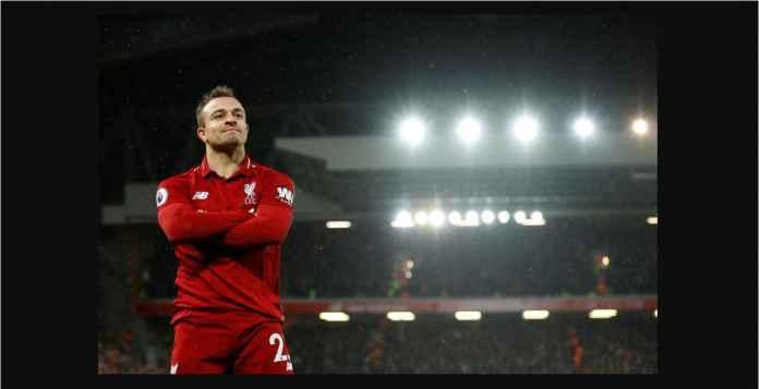 Berita Lihat Gol-gol Liverpool 3-1 Atas Manchester United Terakhir Kali