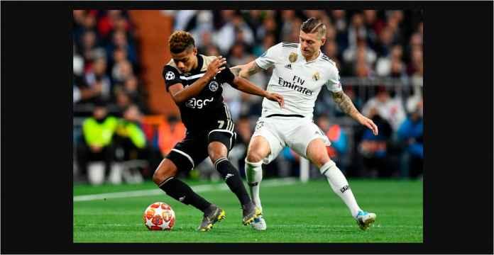 Juventus Perlu Waspadai Taktik Kotor Ajax Saat Hancurkan Real Madrid