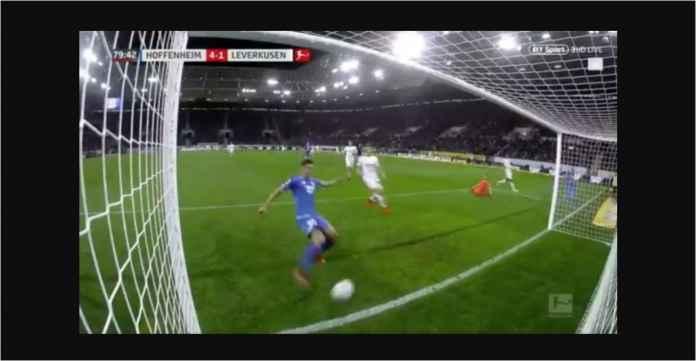 Striker Hoffenheim Ini Pamerkan Cara Licik Mencuri Gol Dari Sesama Pemain