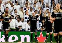 Babak Pertama Real Madrid vs Ajax Amsterdam, Hasil Liga Champions