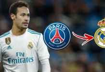 Transfer Neymar ke Real Madrid
