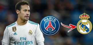 Transfer Neymar ke Real Madrid
