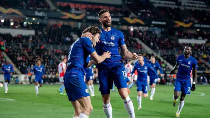 Calon Lawan Arsenal dan Chelsea di Perempat Final Liga Europa