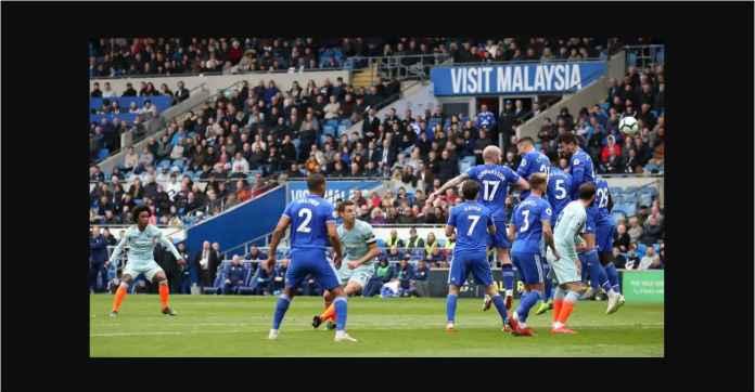 Dominasi Chelsea di Cardiff City Sampai 73% Eh Malah Kebobolan Gol Aneh
