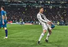 Lihat Ronaldo Meledek Diego Simeone, Tirukan Perayaan Golnya
