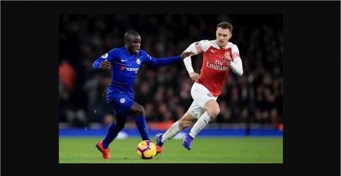 Arsenal Dapat Dua Kesialan di Liga Europa Hari Ini, Napoli dan Chelsea