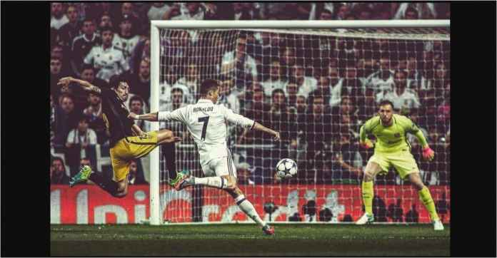 Juventus Menang, Saya Cetak Tiga Gol, Sesumbar Cristiano Ronaldo
