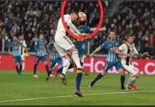 Ronaldo Cetak Gol Lagi! Atletico Sudah Pasrah! Skor Agregat 2-2!