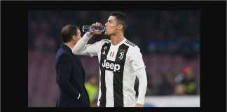 Juventus Tanpa Cristiano Ronaldo Malam Ini, Apakah Dia Kena Hukuman?