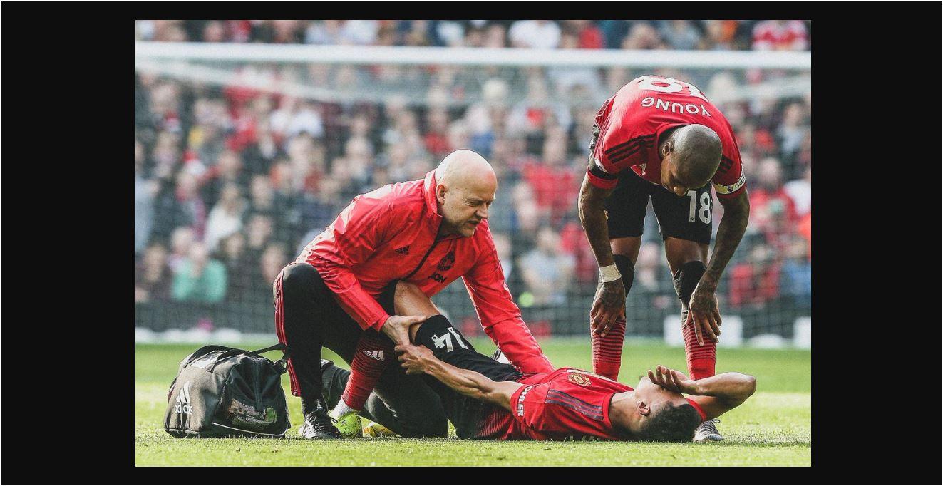 PSG Bersorak Sembilan Pemain Manchester United Cedera Satu