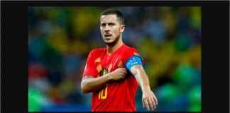 Eden Hazard Melampiaskan Kemarahannya Dengan Makan Burger