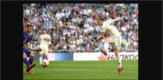 Gareth Bale Terlihat Berkarat Sendi-sendinya Saat Cetak Gol Real Madrid