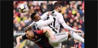 Tanpa Ronaldo, Berapa Tembakan Juventus ke Gawang Genoa? Nol!