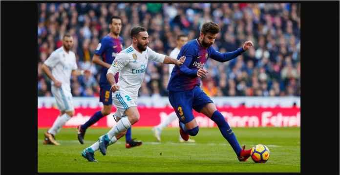 Bek Barcelona Ini Gemar Rendahkan Los Blancos, Tapi Simpan Jersey Real Madrid