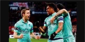 Pemain Arsenal Ini Cuma Mau Kirim Assist, Eh Malah Jadi Gol ke Gawang Rennes