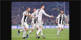 Ramalan Terbukti! Cristiano Ronaldo Tiga Gol! Juventus Lolos Dramatis!