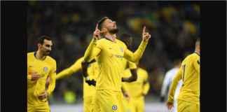 Hasil Dynamo Kiev vs Chelsea 0-5, Agregat 0-8, The Blues Kejam!