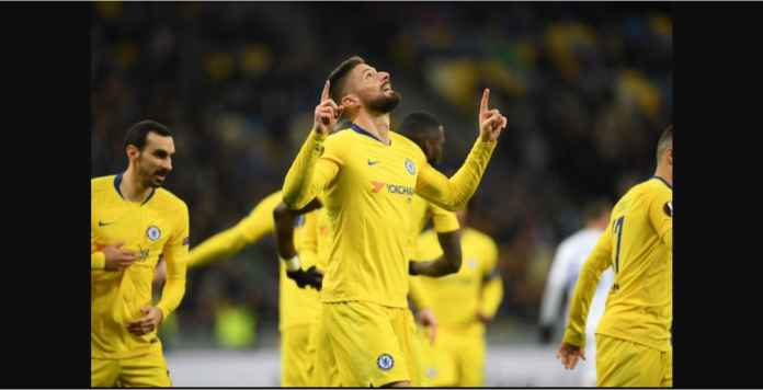 Hasil Dynamo Kiev vs Chelsea 0-5, Agregat 0-8, The Blues Kejam!