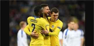 Arsenal Bisa Menyesal Lihat Gol Olivier Giroud Tadi Malam di Liga Europa