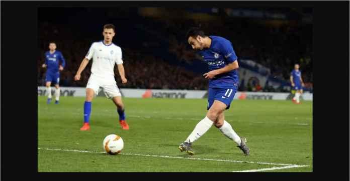 Olivier Giroud Beri Assist Jahat, Jadi Gol Pertama Chelsea Oleh Pedro