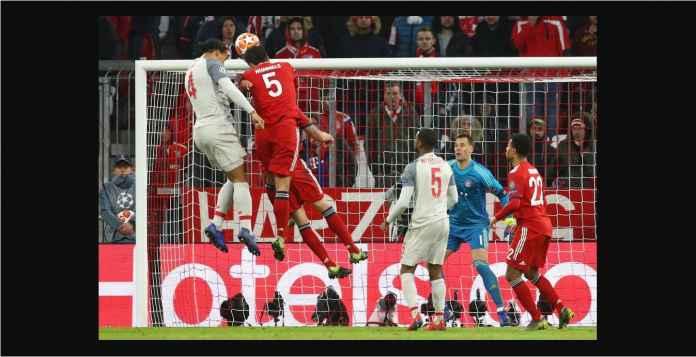 Kepala Van Dijk Bawa Liverpool Lolos ke Perempat Final!