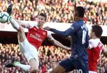 Berita Bola - Hasil Arsenal vs Manchester United di Liga Inggris pekan ke-30
