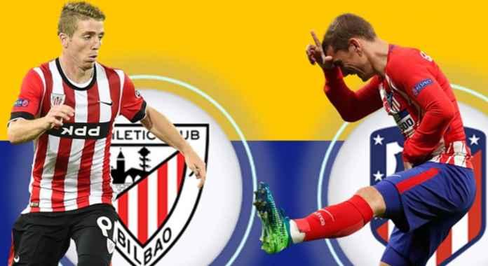 Hasil Athletic Bilbao vs Atletico Madrid di Liga Spanyol pekan ke-28