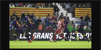 Barcelona Turunkan Pemain Muda, Kalah 0-1 Dari Girona di Piala Super Catalonia