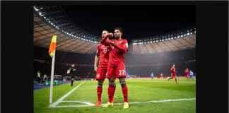 Bayern Munchen Mutilasi Wolfsburg 6-0, Ungguli Selisih Gol Dortmund