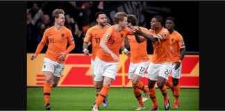 Hasil Belanda vs Jerman 2-3, Oranje Bangkit Tapi Kebobolan di Detik Terakhir