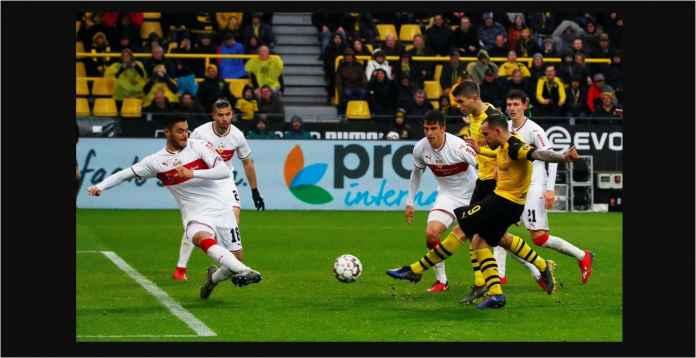 Alcacer Cetak Gol, Dortmund Menang 3-1, Tapi Tetap Digusur Bayern Munchen