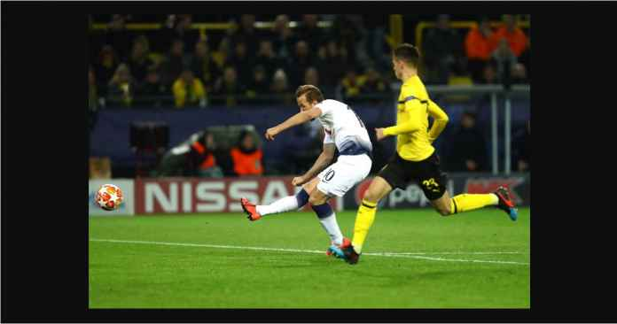 Borussia Dortmund Gagal Tahan Tottenham, Kebobolan Satu Gol Lagi