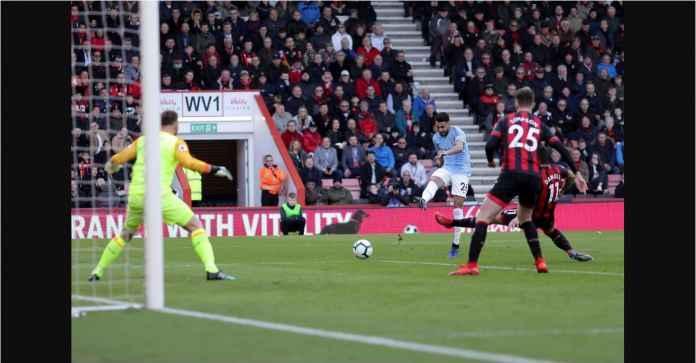 Bournemouth Takluk Oleh Manchester City Berkat Pemain Aljazair Ini