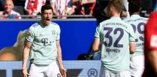 Hasil Freiburg vs Bayern Munchen, Liga Jerman pekan ke-27