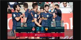 Berita Bola - Girona Kalah 2-3 Dari Valencia yang Hanya Bermodalkan 10 Pemain Saja