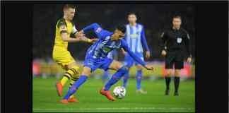 Hasil Hertha Berlin vs Borussia Dortmund 2-3 Diwarnai Dua Kartu Merah