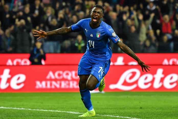 Hasil Italia vs Finlandia, Kualifikasi Piala Eropa 2020