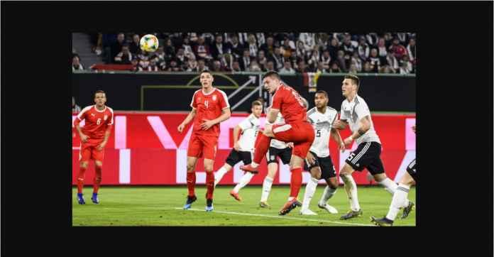 Hasil Jerman vs Serbia 1-1, Gol Tamu Dicetak Pemain Mahal Incaran Barcelona
