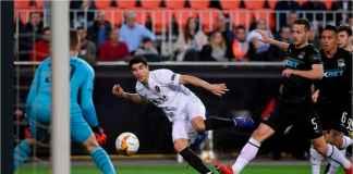 Hasil Krasnodar vs Valencia 1-0, Tim Kelelawar Jatuh Tersingkir