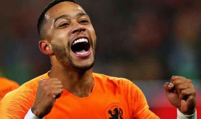 Hasil Kualifikasi Piala Eropa 202 - Belanda vs Belarusia
