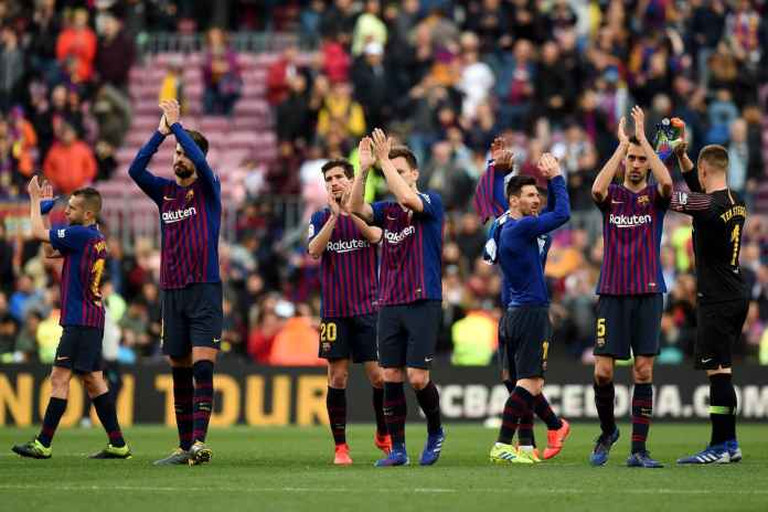 Hasil Pertandingan Liga Spanyol tadi malam musim 2018-2019
