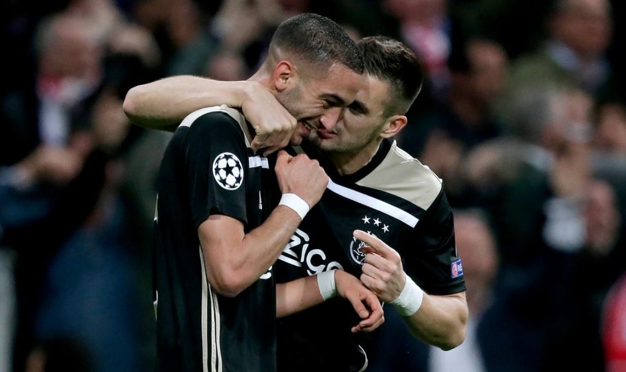 Real Madrid Kalah 1 4 Ajax Ke Babak 8 Besar Gilabola Com