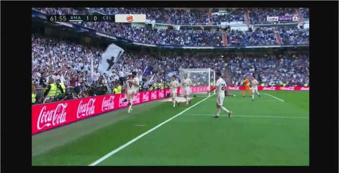 Hasil Real Madrid vs Celta Vigo 2-0, Keras Kepala Zidane Berujung Gol!