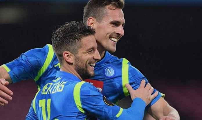 Hasil Salzburg vs Napoli di Liga Europa babak 16 besar leg kedua tadi malam