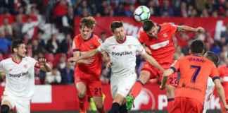 Berita Bola - Hasil Sevilla vs Real Sociedad i Liga Spanyol pekan ke-27